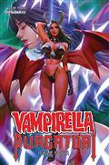 Vampirella vs Purgatori #4 Cvr A Chew