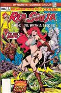 Red Sonja #1 1977 Dynamite Ed