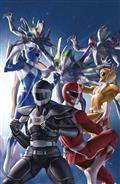 Power Rangers Unltd Edge Darkness #1 Cvr B Yoon