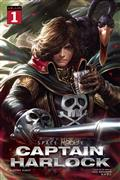 Space Pirate Capt Harlock #1 Cvr A Derrick Chew