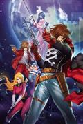 Space Pirate Capt Harlock #1 Cvr C Leirix Li