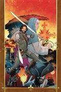Seven Swords #1 Cvr A Clarke
