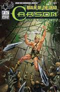 Carson of Venus Realm of Dead #1 Cvr A Mesarcia Main