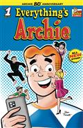 Archie 80Th Anniv Everything Archie #1 Cvr A Dan Parent