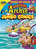 World of Archie Jumbo Comics Digest #110