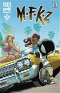 Mfkz #1 Cvr B Street Cred