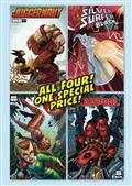 Clover Press Marvel Variant Cover Pack