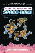 TOTAL-WASTE-OF-SPACE-TIME-GN-VOL-02-(C-0-1-0)