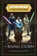 Star Wars High Republic HC Novel Rising Storm (C: 1-1-1)