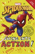 MARVEL-SPIDER-MAN-SWING-INTO-ACTION-SC-(C-1-1-0)