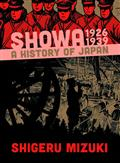 Showa History of Japan GN Vol 01 1926 -1939 Shigeru Mizuki (