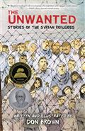 Unwanted Stories Syrian Refugees GN (C: 0-1-0)