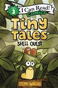 I-CAN-READ-COMICS-LEVEL-3-HC-GN-TINY-TALES-SHELL-QUEST-(C-0