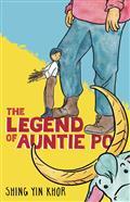 Legend of Auntie Po GN (C: 0-1-0)