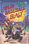FUZZY-BASEBALL-HC-GN-VOL-02-NINJA-BASEBALL-BLAST