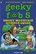 GEEKY-FAB-FIVE-GN-VOL-05-SMOKY-MOUNTAIN-SCIENCE-SQUAD