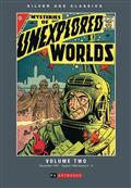 SILVER-AGE-CLASSICS-MYSTERIES-OF-UNEXPLORED-WORLDS-HC-VOL-02