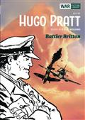 Battler Britton Pratt War Picture Library HC (C: 0-0-2)