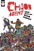 Chaos Agent #1 (of 4) Cvr  A Bratukhin