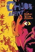 Chaos Agent #1 (of 4) 10 Copy Wes Craig Unlocked Cvr B