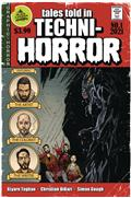 Tales Told In Techni-Color Horror #1 (of 4) 10 Copy Dibari U