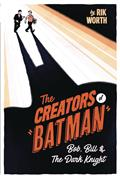 CREATORS-OF-BATMAN-BOB-BILL-DARK-KNIGHT-HC-(C-0-1-1)