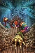 Oz Annual Patchwork Girl One Shot #1 Cvr B Tolibao