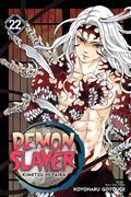 Demon Slayer Kimetsu No Yaiba GN Vol 22 (C: 0-1-2)