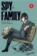 Spy X Family GN Vol 05 (C: 0-1-2)