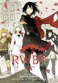 Rwby Official Manga GN Vol 03 Beacon Arc (C: 0-1-2)