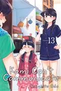 Komi Cant Communicate GN Vol 13 (C: 0-1-2)