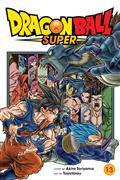 Dragon Ball Super GN Vol 13 (C: 0-1-2)