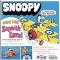 Snoopy & His Sopwith Camel Snap Model Kit (C: 1-1-2)