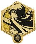 Attack On Titan Armin Arlert Golden Series Enamel Pin (C: 1-