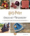 Harry Potter Crochet Wizardry (C: 1-1-2)