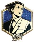 Ace Attorney Phoenix Wright Golden Series Pin (C: 1-1-2)