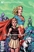 Supergirl Woman of Tomorrow #1 (of 8) Cvr B Gary Frank Var