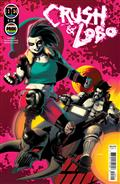 Crush & Lobo #1 (of 8) Cvr A Kris Anka