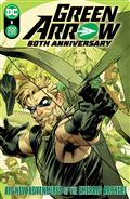 Green Arrow 80Th Anniversary 100-Page Super Spectacular #1 Cvr A Dan Mora