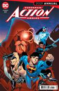 Action Comics 2021 Annual #1 Cvr A Scott Godlewski