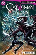 Catwoman 2021 Annual #1 Cvr A Kyle Hotz