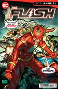 Flash 2021 Annual #1 Cvr A Brandon Peterson