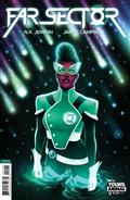 Far Sector #12 (of 12) Cvr B Jen Bartel Card Stock Var (MR)