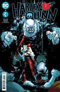 Harley Quinn #4 Cvr A Riley Rossmo