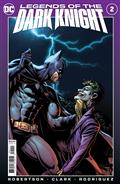 Legends of The Dark Knight #2 Cvr A Darick Robertson & Diego Rodriguez