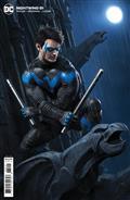 Nightwing #81 Cvr B Rafael Grassetti Card Stock Var