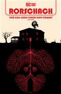 Rorschach #9 (of 12) Cvr A Jorge Fornes (MR)