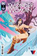 Sensational Wonder Woman #4 Cvr A Dani