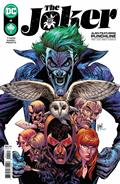 Joker #4 Cvr A Guillem March