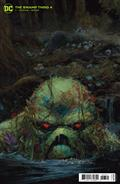 Swamp Thing #4 (of 10) Cvr B Gerardo Zaffino Card Stock Var